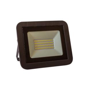 Proiector led 50W (375W) IP65 slim body, negru, multiled, lumina rece